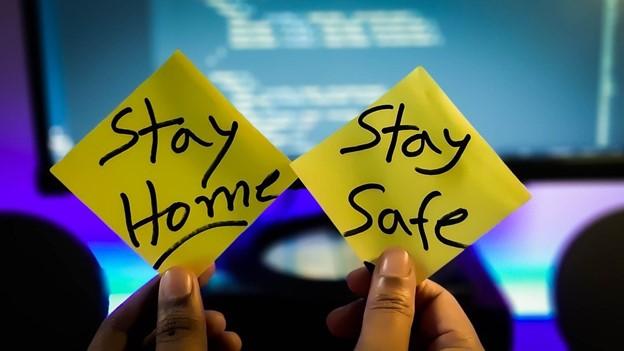 Covid precautions at home